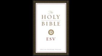 Mark ESV English Standard Version Audio Bible